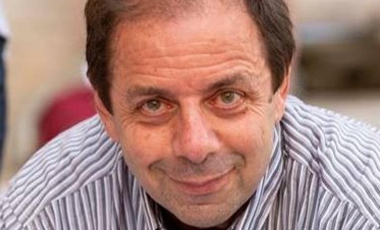 Carlo Stasolla, president of Associazione 21 luglio.