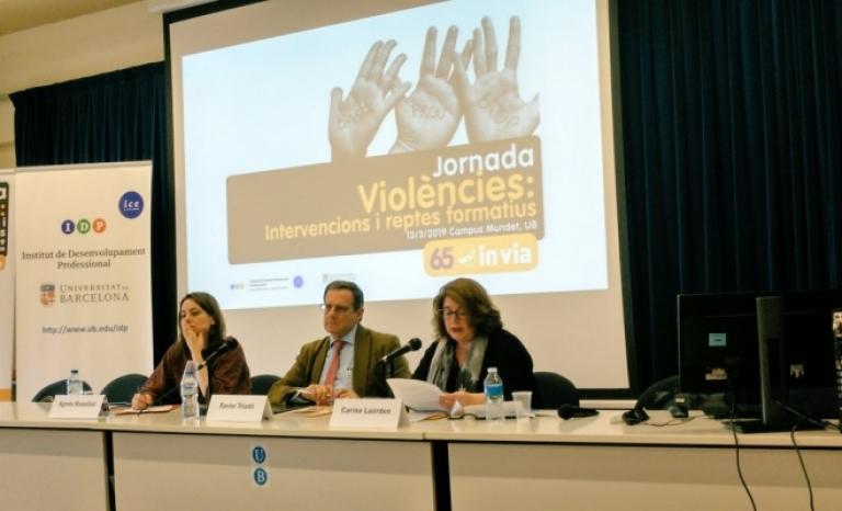 L Associació in via has been awarded the Premi Solidaritat 2020.