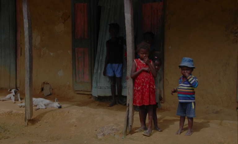 The houses in Haiti are very precarious and unmanageable for earthquakes.