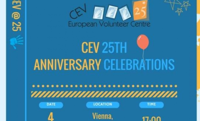 Viena will be the place of the 25th anniversary celebrations.