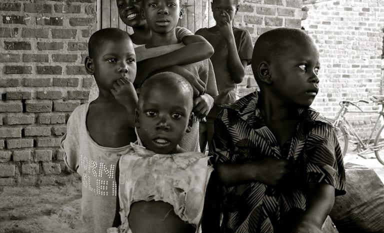 Children in Uganda. Photo: Pixabay