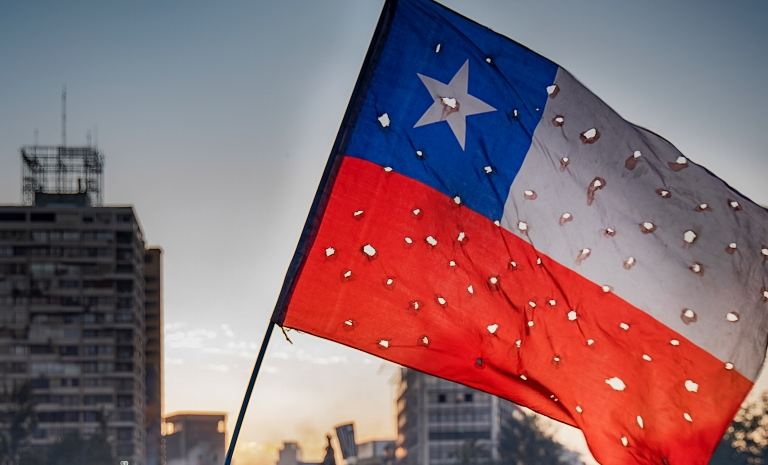 The mobilizations in Chile have been the tool that has taken a first step towards change.