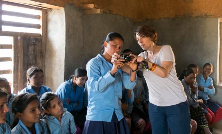 Clara Garcia, Creative Photo Project - Font: Beartsy.org