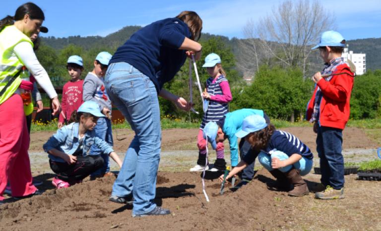 School of Nature brings school communities closer to their unique natural heritage.  Source: CMIA Viana do Castelo