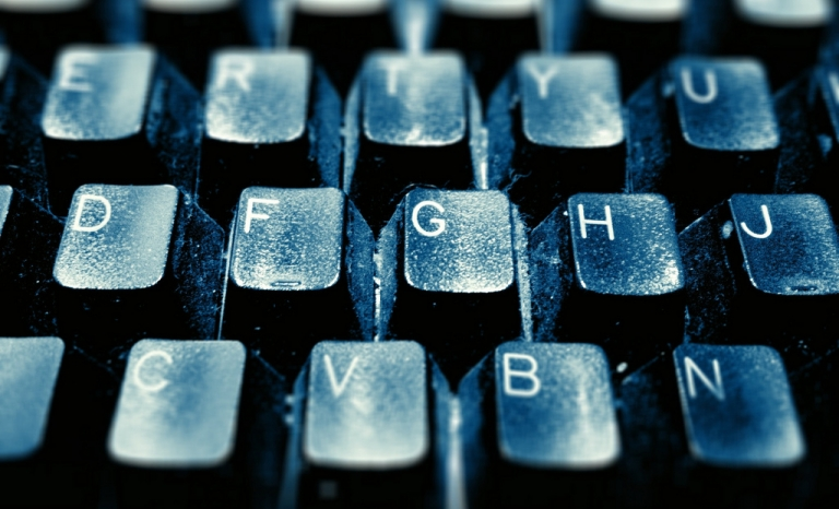 Computer Keyboard (Marcie Casas, Flickr)