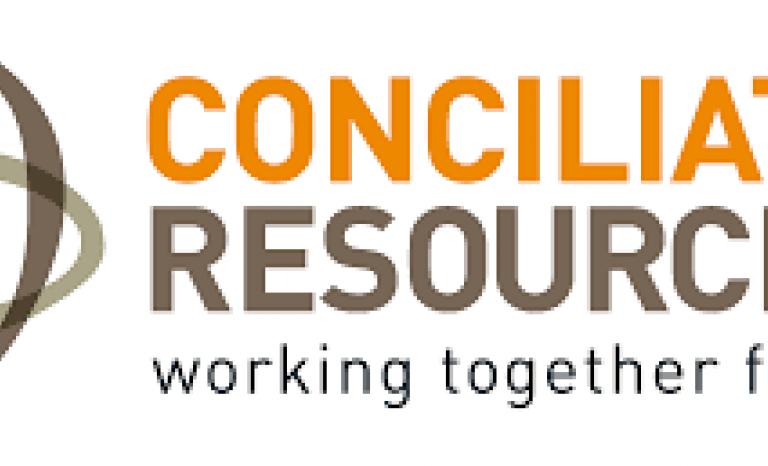 Conciliation Resources Logo