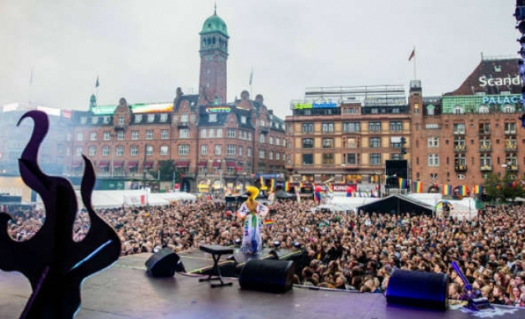 In Copenhagen, from 13 to 18 August there was a whole week of festive and leisure activities.