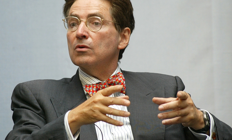 Alfred-Maurice de Zayas, independent expert from the UN. Photo: Wikipedia