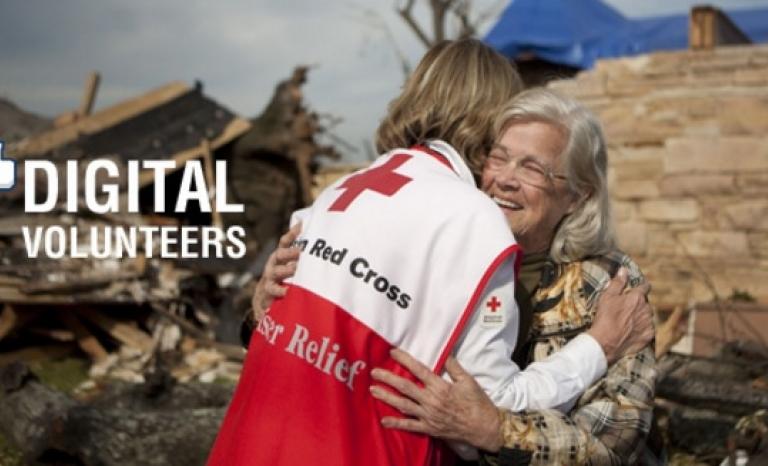 Digital Volunteers at American Red Cross. Image: American Red Cross