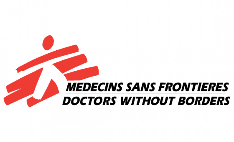 Doctors without Borders Logo. Image: MSF