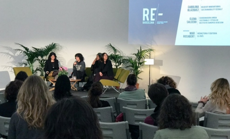 On 8 and 9 March, Barcelona will host discussions on best initiatives in the field of the creation, production, marketing and use of sustainable fashion in southern Europe.