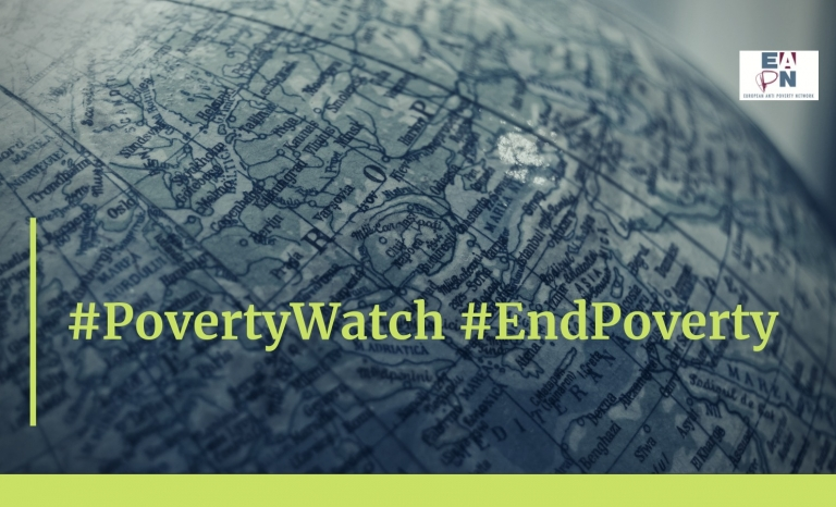 The European Commission estimates that poverty will increase by 4.8 percentage points to 125-130 million people due to Covid.