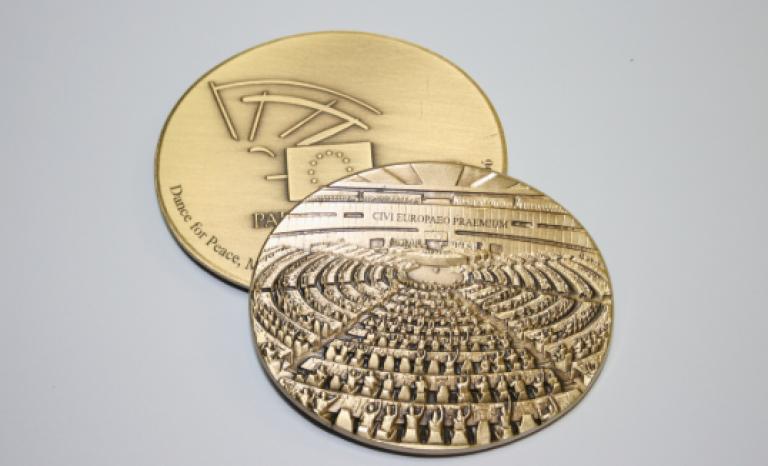 European Citizens' Prize.    Source: European Parliament.