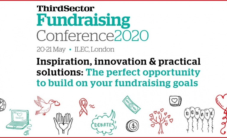 Third Sector Fundraising Conference 2020 takes place on 20-21 May.