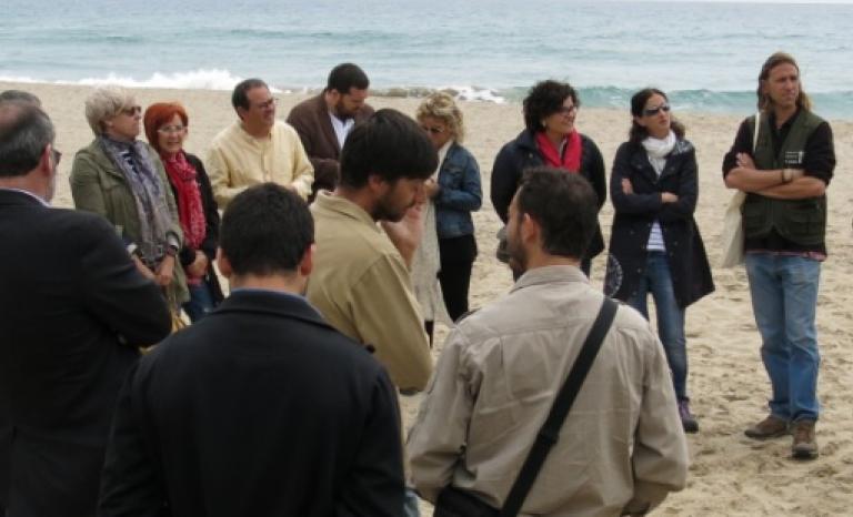 The Catalan Xarxa de Custòdia del Territori shows experiences of nature conservation in Catalonia.  Source: ELCN