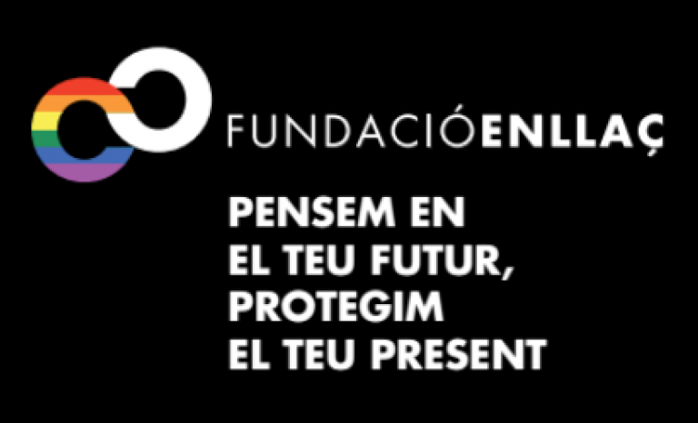 The Fundació Enllaç focuses its actions on defending the rights of elderly and dependent people from the LGBTI community, as well as those risking exclusion  / Photo: Fundació Enllaç