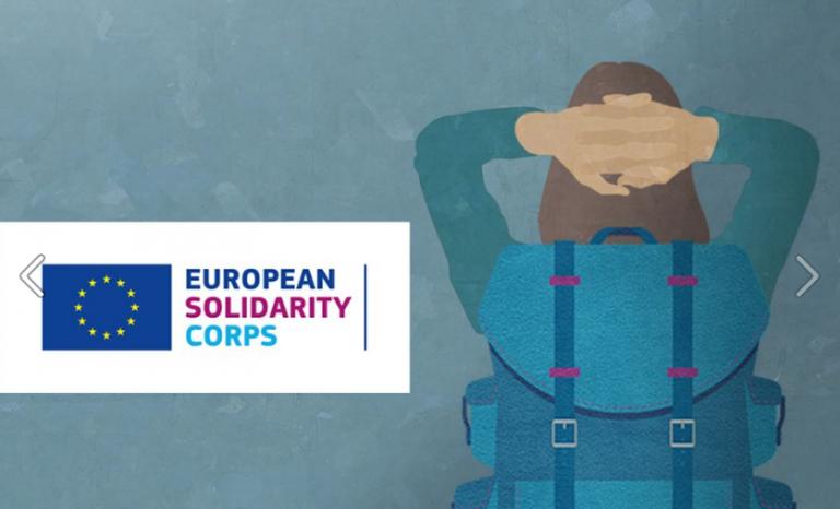 European Solidarity Corps / Image: ESC Facebook