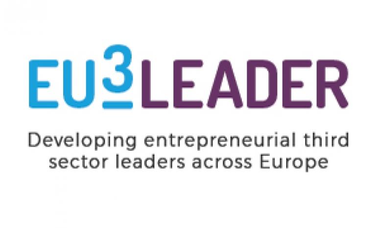 EU3leader logo. Image: EU3leader