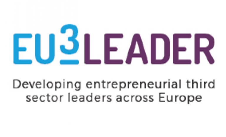 The EU3leader project has made a competences framework about leadership on Third Sector.      Souce: Euclid Network