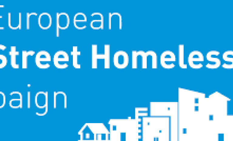 European End Street Homelessness campaign
