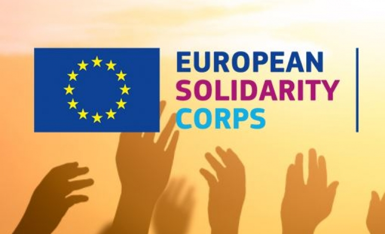 European Solidarity Corps.