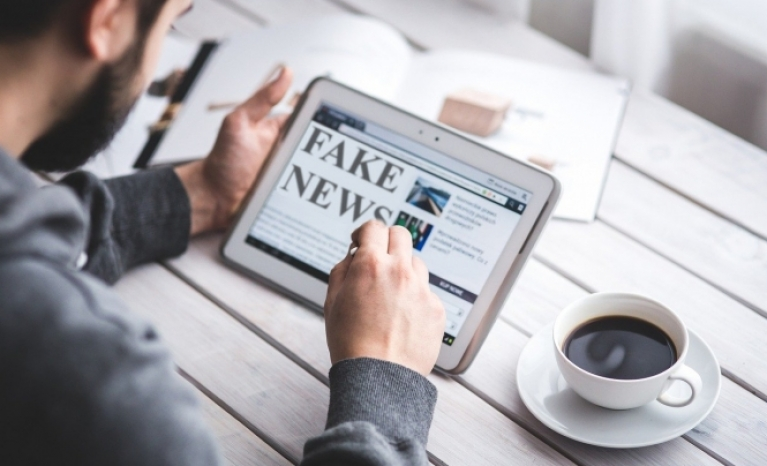 In 2022, It is estimated that there will be more fake news than actual news.