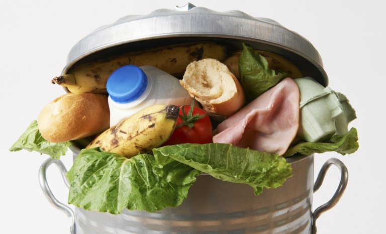 One third of the global food production is wasted or unused / Photograph: U.S. Department of Agriculture, Flickr