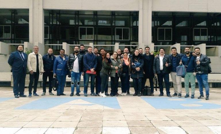 Meeting of CampusRom members / Image: CampusRom