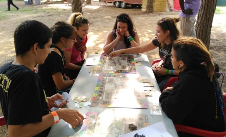 Game presentation