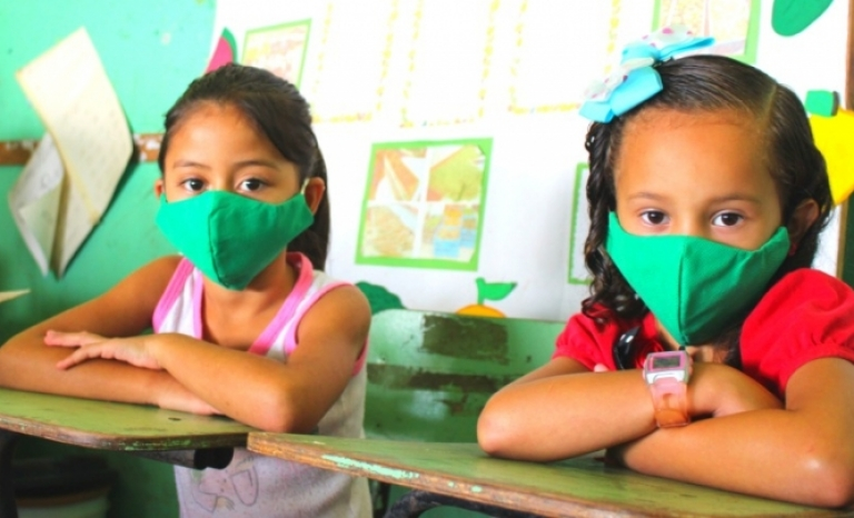 The pandemic has also impacted on issues such as nutrition, mental health and health care of children.