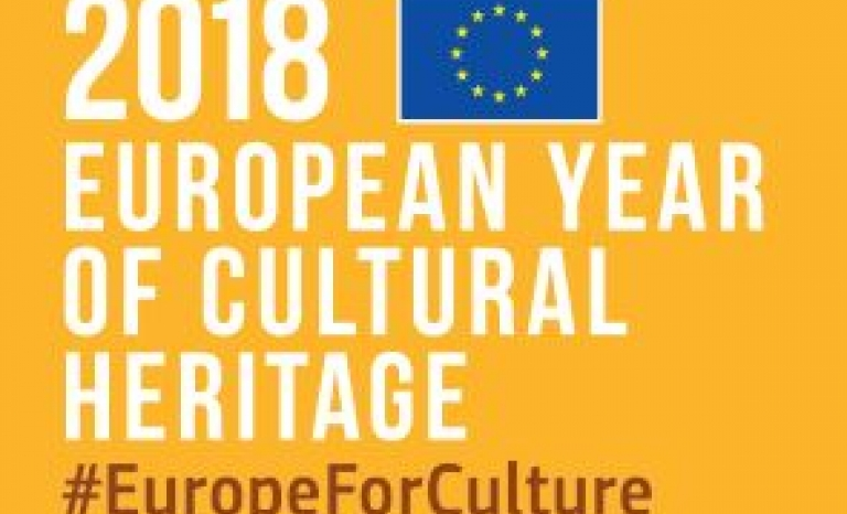 2018 European Year of Cultural Heritage.