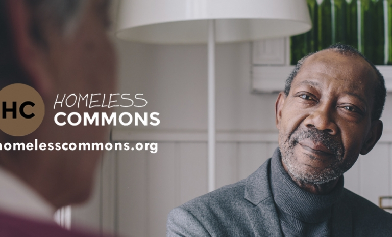 Homeless Commons main portal. Image: Arrels Foundation