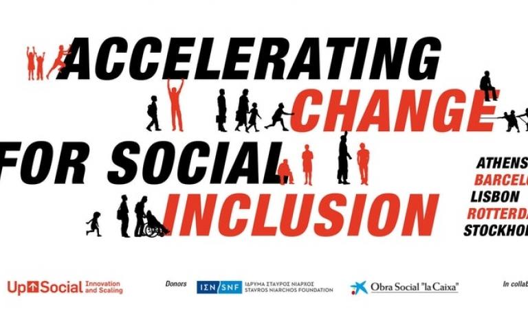 Barcelona will hold a seminar on 21 and 22 november.   Source: Eurocities, Obra Social La Caixa, Fundació Stavros Niarchos