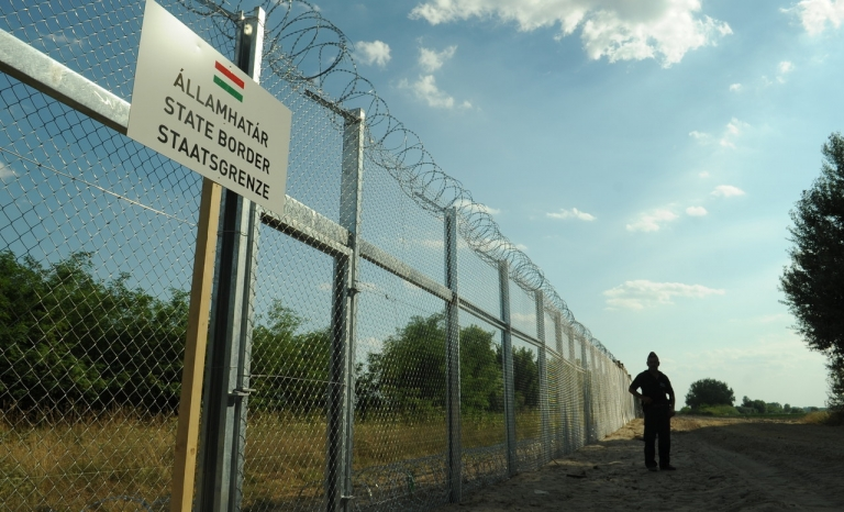 States must protect the right of people to seek asylum by law.