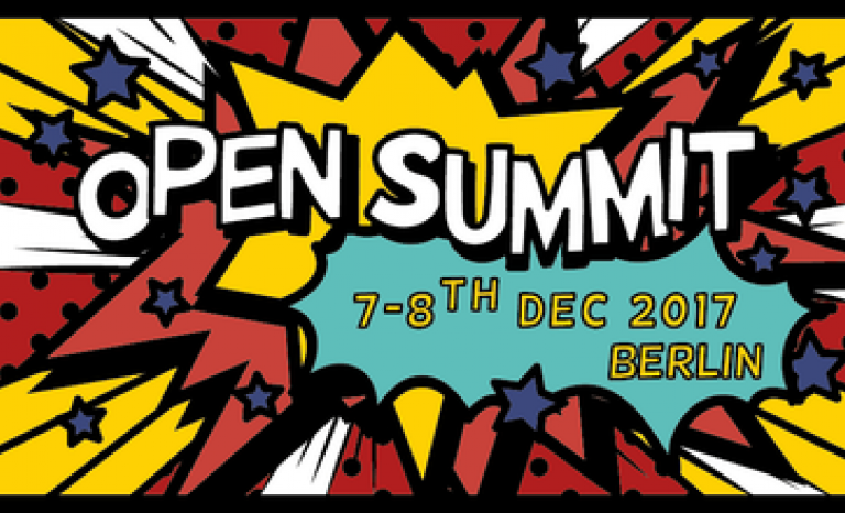 A banner of the EUth Open Summit.  Source: EUth