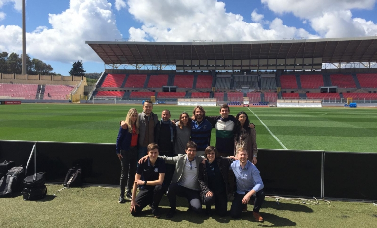 The project partners will work to develop a 'green' football league