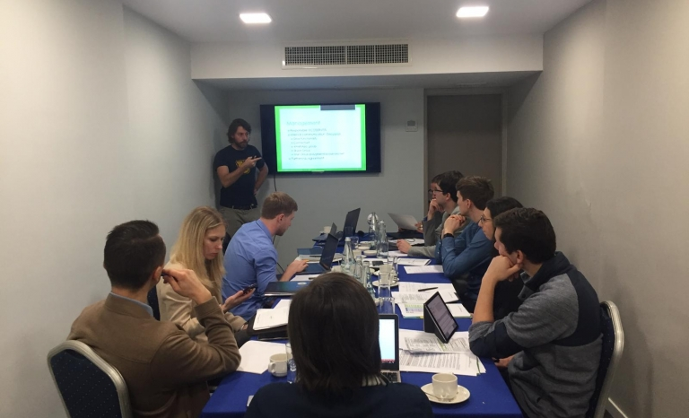The project's kick-off meeting took place in Malta on 27-28 of March 2019