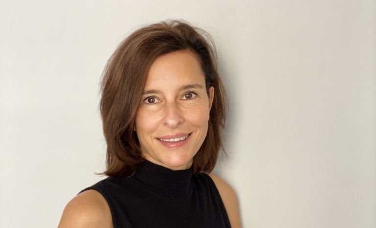 Flaminia Macchia, the executive director of Rare Diseases International.