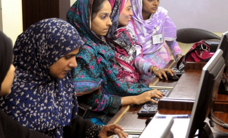 Women are one of the most vulnerable groups within the so-called digital divide.