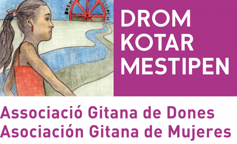 The logo of the Drom Kotar Mestipen association / Photo: Drom Kotar Mestipen