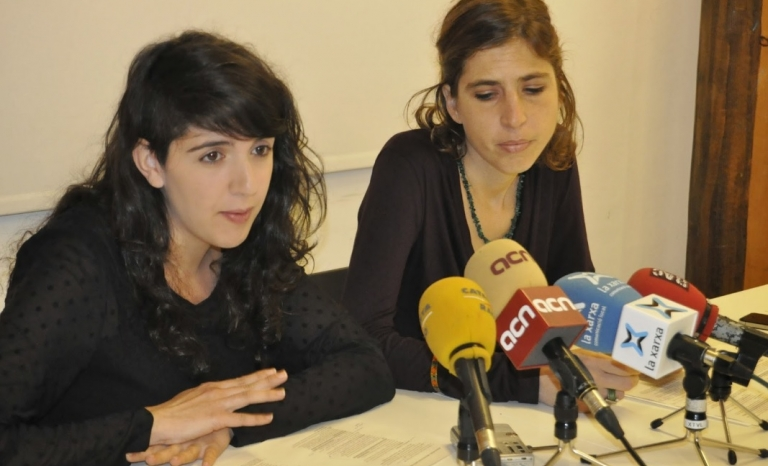 Jose Peñin in a press cofnerence. Photo: Xavier Rius Blogspot