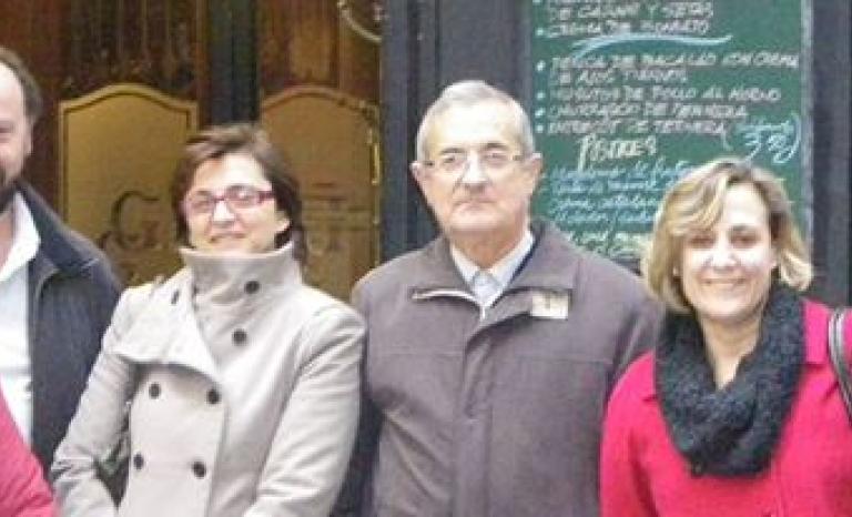 Vincle's management board team