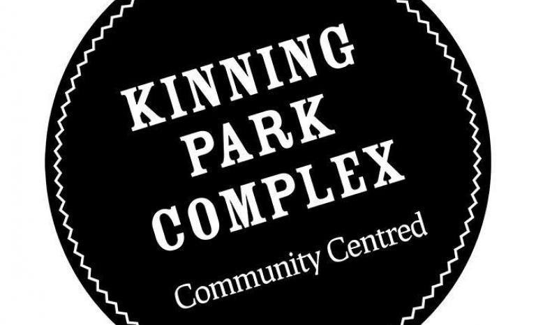 Kinning Park Complex Logo: Photo: Kinning Park Complex