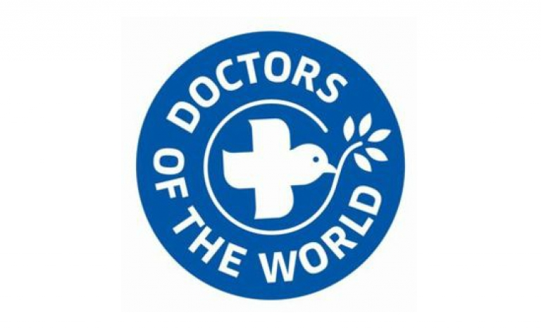 Doctors of the World's Logo. Image: Doctors of the World