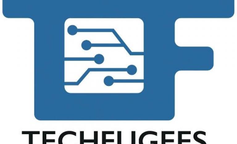 Techfugees Logo. Image: Techfugees