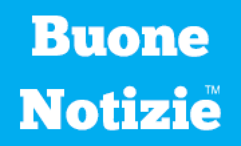 Logo of the supplement. Photo: Buone Notizie