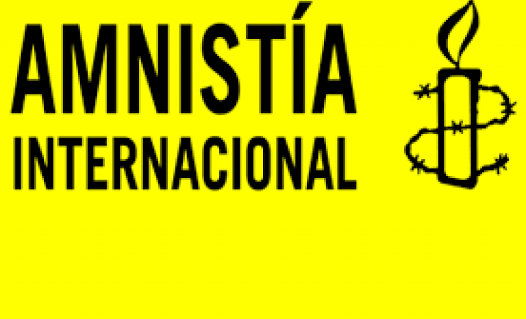 Amnesty International Logo. Picture: AI