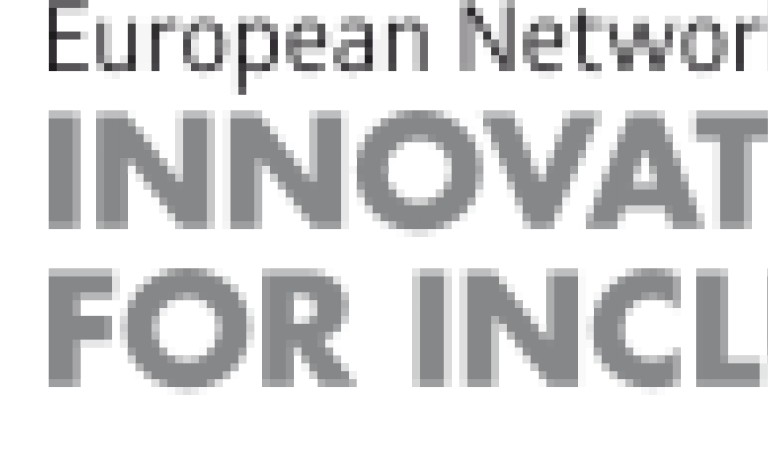 Logo of European network of Innovation for Inclusion.