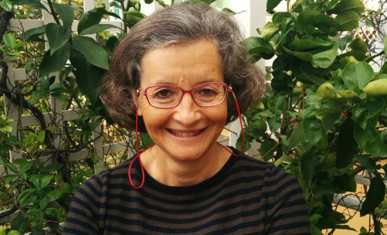 Lorenza Raponi, member of Gruppo Eventi.