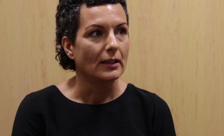 Margherita Bacigalupo.